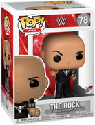Pop WWE Wrestling 3.75 Inch Action Figure - The Rock #78
