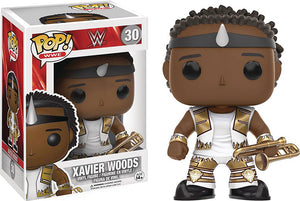 Pop WWE Wrestling 3.75 Inch Action Figure - Xavier Woods #30