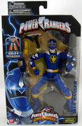 Power Rangers Legacy 6 Inch Action Figure Thundersaurus Megazord Series - Blue Ranger Dino Thunder