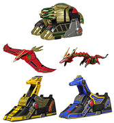 Power Rangers Legacy 13 Inch Action Figure - Thunder Megazord