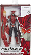 Power Rangers 6 Inch Action Figure Lightning Collection - Beast Morphers Cybervillain Blaze