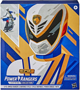 Power Rangers Lightning Collection 6 Inch Action Figure Exclusive - S.P.D. Omega Ranger and Uniforce Cycle