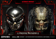 Predator 30 Inch Bust Statue Life Size Bust - Fugitive Predator Deluxe Version Prime 903898