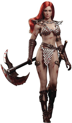Red Sonja 1/12 Scale 6 Inch Action Figure - Red Sonja