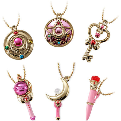 Sailor Moon 1 to 2 Inch Charms Little Charm Vol 1 - Set of 6