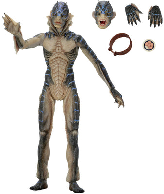 Shape Of Water 8 Inch Action Figure - Amphibian Man