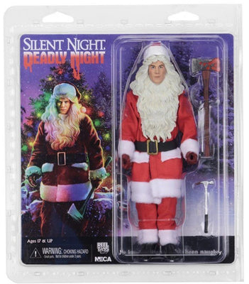 Silent Night Deadly Night 8 Inch Action Figure Clothed Series - Billy Chapman