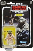 Star Wars 40th Anniversary 6 Inch Action Figure (2020 Wave 1) - Yoda