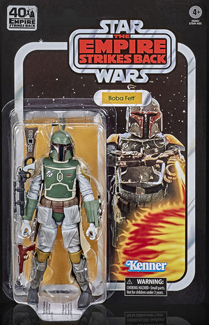 Star Wars 40th Anniversary 6 Inch Action Figure (2020 Wave 3) - Boba Fett