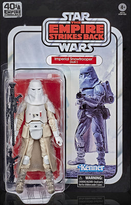 Star Wars 40th Anniversary 6 Inch Action Figure (2020 Wave 3) - Imperial Snowtrooper