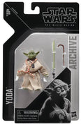 Star Wars Black Series 6 Inch Action Figure Archive - Yoda