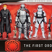 Star Wars Celebrate The Saga 3.75 Inch Action Figure Box Set - The First Order Pack