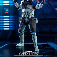 Star Wars Clone Wars 12 Inch Action Figure 1/6 Scale Series - Captain Rex Hot Toys 906349