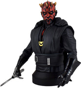 Star Wars Crimson Dawn 6 Inch Bust Statue - Darth Maul Bust
