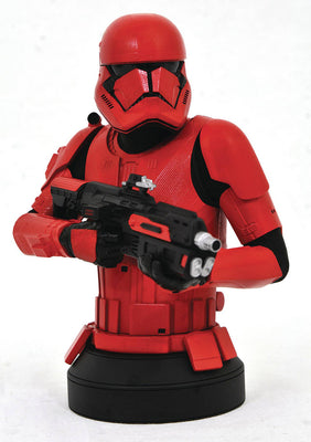 Star Wars Rise Of Skywalker 6 Inch Bust Statue - Sith Trooper Bust