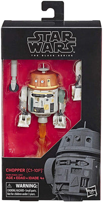 Star Wars The Black Series 6 Inch Action Figure - Chopper (C1-10P) #84