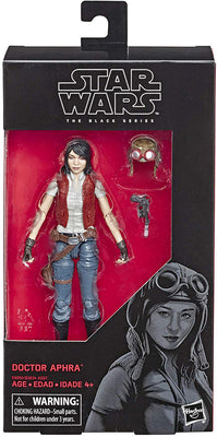 Star Wars The Black Series 6 Inch Action Figure - Doctor Aphra #87