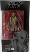 Star Wars The Black Series 6 Inch Action Figure Wave 36 - Kit Fisto