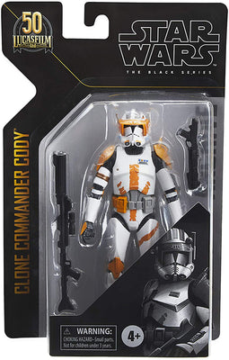 Star Wars The Black Series Archives 6 Inch Action Figure Greatest Hits (2021 Wave 1) - Clone Commander Cody