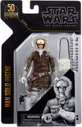 Star Wars The Black Series Archives 6 Inch Action Figure Greatest Hits (2021 Wave 1) - Han Solo (Hoth)