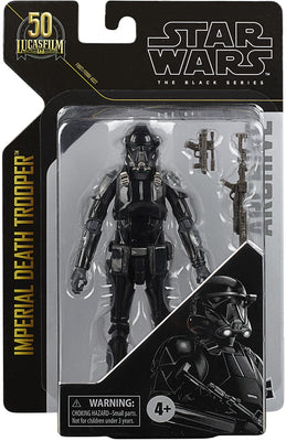 Star Wars The Black Series Archives 6 Inch Action Figure Greatest Hits (2021 Wave 2) - Imperial Death Trooper