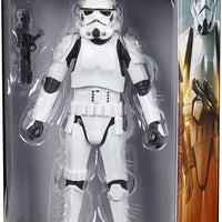 Star Wars The Black Series Box Art 6 Inch Action Figure Wave 1 Orange - Imperial Stormtrooper #02