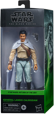 Star Wars The Black Series 6 Inch Action Figure Box Art Wave 5 - General Lando Calrissian