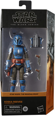 Star Wars The Black Series 6 Inch Action Figure Box Art Wave 5 - Koska Reeves