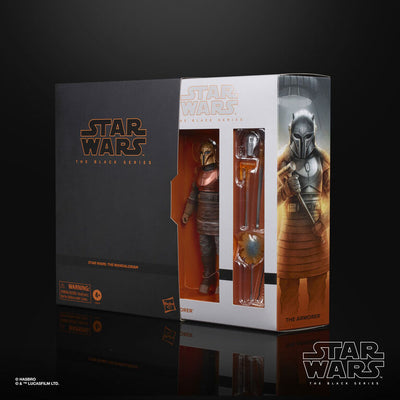Star Wars The Black Series 6 Inch Action Figure Deluxe Exclusive - The Armorer