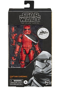Star Wars The Black Series 6 Inch Action Figure Galaxy's Edge Exclusive - Captain Cardinal