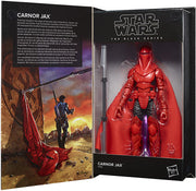 Star Wars The Black Series Lucasfilm 50th anniversary 6 Inch Action Figure Wave 1 - Carnor Jax