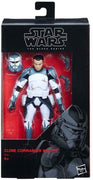 Star Wars The Black Series 6 Inch Action Figure Red Line Exclusive - Clone Commander Wolffe