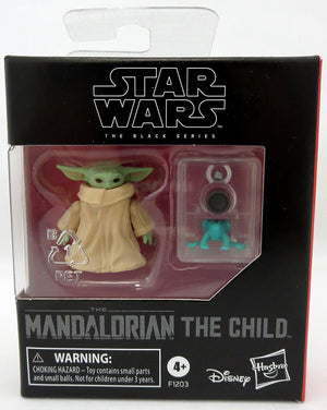 Star Wars The Black Series 1 Inch Action Figure The Mandalorian - The Child (Baby Yoda)