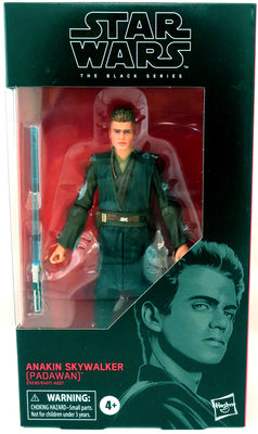 Star Wars The Black Series 6 Inch Action Figure Wave 36 - Anakin Skywalker #110