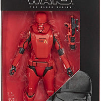 Star Wars The Black Series 6 Inch Action Figure Wave 35 - Sith Jet Trooper #106