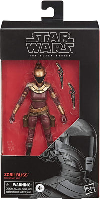 Star Wars The Black Series 6 Inch Action Figure Wave 35 - Zorii Bliss #103