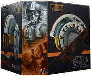 Star Wars The Black Series Life Size Prop Replica - Wedge Antilles Battle Simulation Helmet