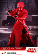 Star Wars The Last Jedi 12 Inch Action Figure MMS 1/6 Scale Series - Praetorian Guard with Double Blade Hot Toys 903183