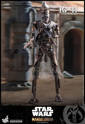 Star Wars The Mandalorean 14 Inch Action Figure 1/6 Scale Series - IG-11 Hot Toys 905332