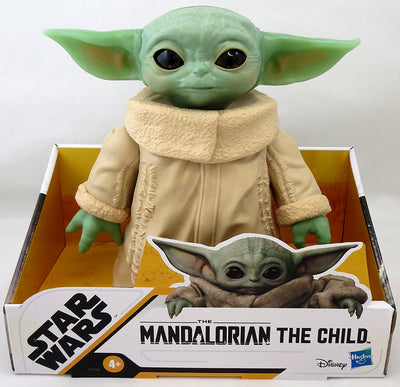 Star Wars The Mandalorian 6 Inch Action Figure Large Scale Series - The Child (Baby Yoda)