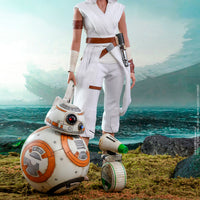 Star Wars The Rise of Skywalker 12 Inch Action Figure 1/6 Scale Series - Rey and D-O Hot Toys 905520