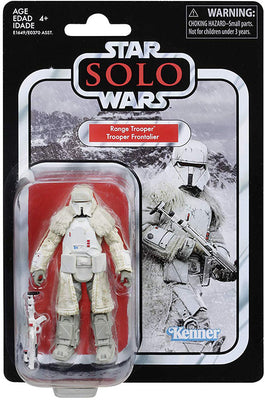 Star Wars The Vintage Collection 3.75 Inch Action Figure (2018 Wave 3) - Range Trooper VC128