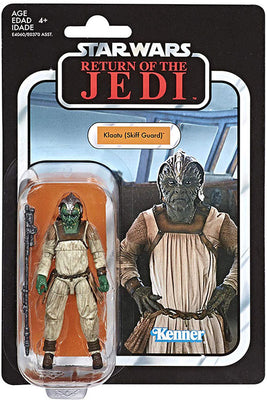 Star Wars The Vintage Collection 3.75 Inch Action Figure (2018 Wave 4) - Klaatu Skiff Guard VC135