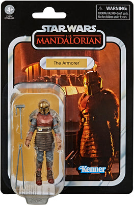 Star Wars The Vintage Collection 3.75 Inch Action Figure Wave 8 - The Armorer