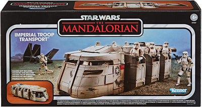 Star Wars The Vintage Collection 3.75 Inch Vehicle Figure - Imperial Troop Transport