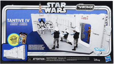 Star Wars The Vintage Collection 3.75 Inch Scale Action Figure Playset - Tantive IV Hallway