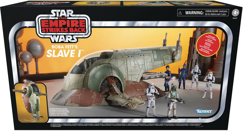 Star Wars The Vintage Collection 3.75 Inch Action Figure Vehicle Series - Slave 1 Boba Fett