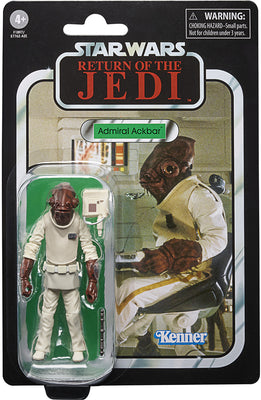 Star Wars The Vintage Collection 3.75 Inch Action Figure Wave 12 - Admiral Ackbar Refresh