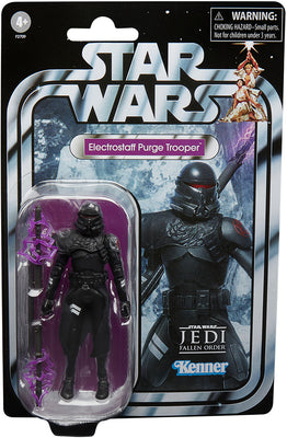 Star Wars The Vintage Collection 3.75 Inch Action Figure Gaming Greats Wave 1 - Electrostaff Purge Trooper