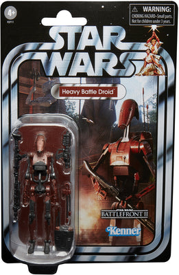 Star Wars The Vintage Collection 3.75 Inch Action Figure Gaming Greats Wave 1 - Heavy Battle Droid